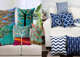Diwali 2019- 5 Types of Cushion Cover To Decorate Your Home
