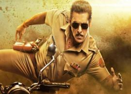 VIDEO- Salman Khan's new 'Dabangg 3' promo features Shah Rukh Khan