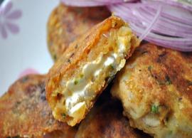 Recipe- Restaurant Style Dahi Kabab