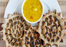 Recipe- Rajasthani Daal and Khooba Roti