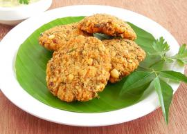 Recipe- How To Make Daal Vada