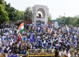 Dalit group calls off protest, says will decide new date if govt doesn't fulfill remaining demands