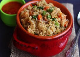Recipe- Healthy and Simple Bulgur Wheat Daliya