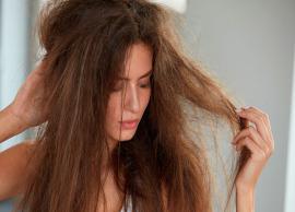 5 Habits That Damage Your Hair