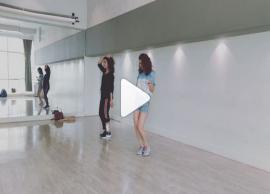 VIDEO- Dangal Girls Fatima Sana Shaikh and Sanya Malhotra Dilbar Dance Will Blow Your Mind