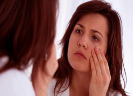 7 DIY Ways To Treat Under Eye Dark Circles