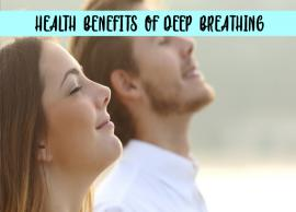 4 Amazing Health Benefits of Deep Breathing