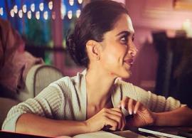 VIDEO- Deepika Padukone Kisses Co-star Vikrant Massey