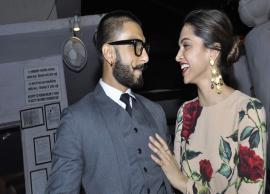 Shirtless picture of Ranveer Singh goes viral but Deepika's comment on it grabs all the attention