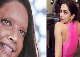 Deepika Padukone Revels Her Toughest Role As Acid Victim in Chhapaak