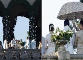 Ranveer-Deepika Wedding : सी-प्लेन से बारात लेकर पहुंचे दूल्हे राजा, मीडिया से बचने के लिए किया ऐसा, देखे तस्वीरें-Photo Gallery
