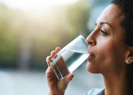 10 Symptoms You are Suffering From Dehydration