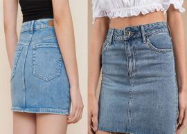 5 Ways To Look Stylish in Denim Skirt