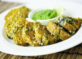 Recipe- Doodhi Muthiya is a Savory Snack From Gujarati Cuisine