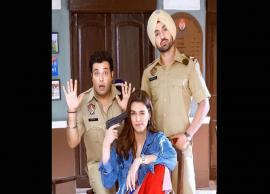 Diljit Dosanjh, Varun Sharma turn cops for Kriti Sanon-starrer 'Arjun Patiala'