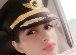 Divya Becomes First Pilot To Fly Boieng 777