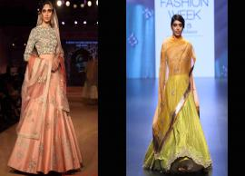 5 Ways To Drape Your Lehenga Dupatta-Photo Gallery