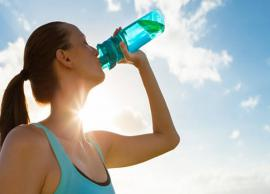 Drinking More of Water Has Endless Benefits on Your Health, Read Its Health Benefits