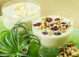 Ramadan 2018- Dry Fruit Milk Shake