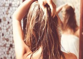 5 Natural Ways To Treat Dry Hair