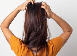 5 Natural Ways To Treat Dry Hair During Summer