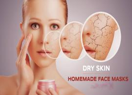 5 DIY Homemade Face Masks To Get Rid of Dry Skin