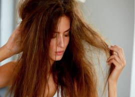5 Natural Remedies To Treat Hair Breakage