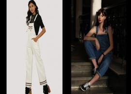 5 Ways To Style Your Dungaree Look