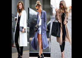3 Duster Coat Dresses To Try This Winter