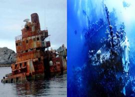 PICS- 5 Eeriest Shipwrecks That Exist Around The World-Photo Gallery