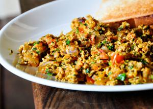 Recipe Winter Special Egg Bhurji