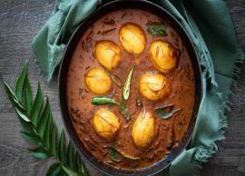 Recipe- Kerala Style Egg Curry
