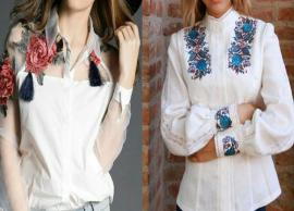 5 Embroidery Tops You Need To Own Right Now