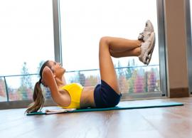 3 Super Exercises To Get Flat Stomach