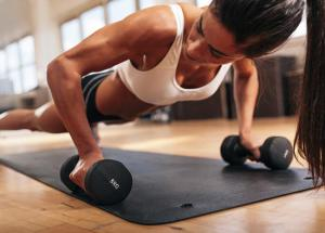 5 Exercises to Help You Gain Healthy Weight