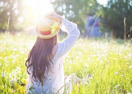 5 Reasons Why Sun Exposure is Healthy For You