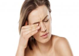 5 Natural Ways To Treat Pain in Eyes