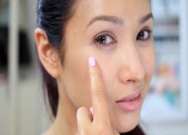 5 Remedies To Get Rid of Eye Puffiness