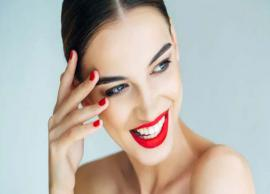 4 Natural Ways to Grow Thick Eyebrows