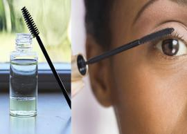 4 Homemade Eyelash Gels To Get Pretty Lashes