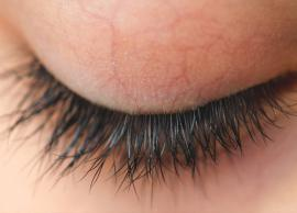 3 DIY Serum To Help You Grow Heavy Eyelashs