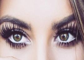 5 Home Remedies To Get Beautiful Long Eyelashes