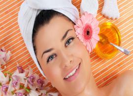 DIY Aloe Vera and Honey Face Mask To Hydrate Skin