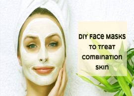 8 DIY Face Masks To Treat Combination Skin