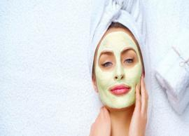 3 Face Packs To Help You Get Clear Skin