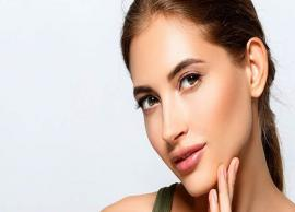 5 Natural Tips For Face Whitening