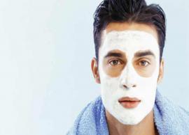 5 Homemade Skin Whitening Face Pack fro Men
