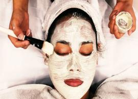 Few Things You Must Know About Facials