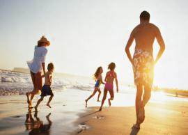5 Places For Amazing Family Vacation in India