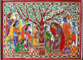 5 Painting Style Famous in India